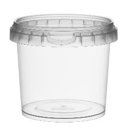 Pot plastique PP 365 ml (10)